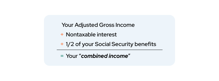 Formula to calculate your adjusted gross income