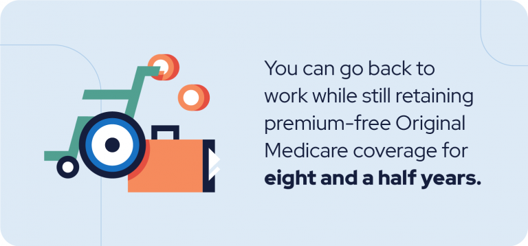 Work While Retaining Medicare Coverage