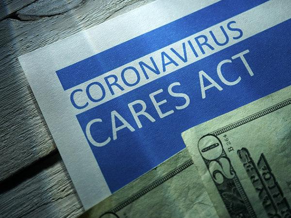 Image of Coronavirus CARES Act