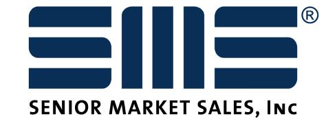 sms senior market sales logo
